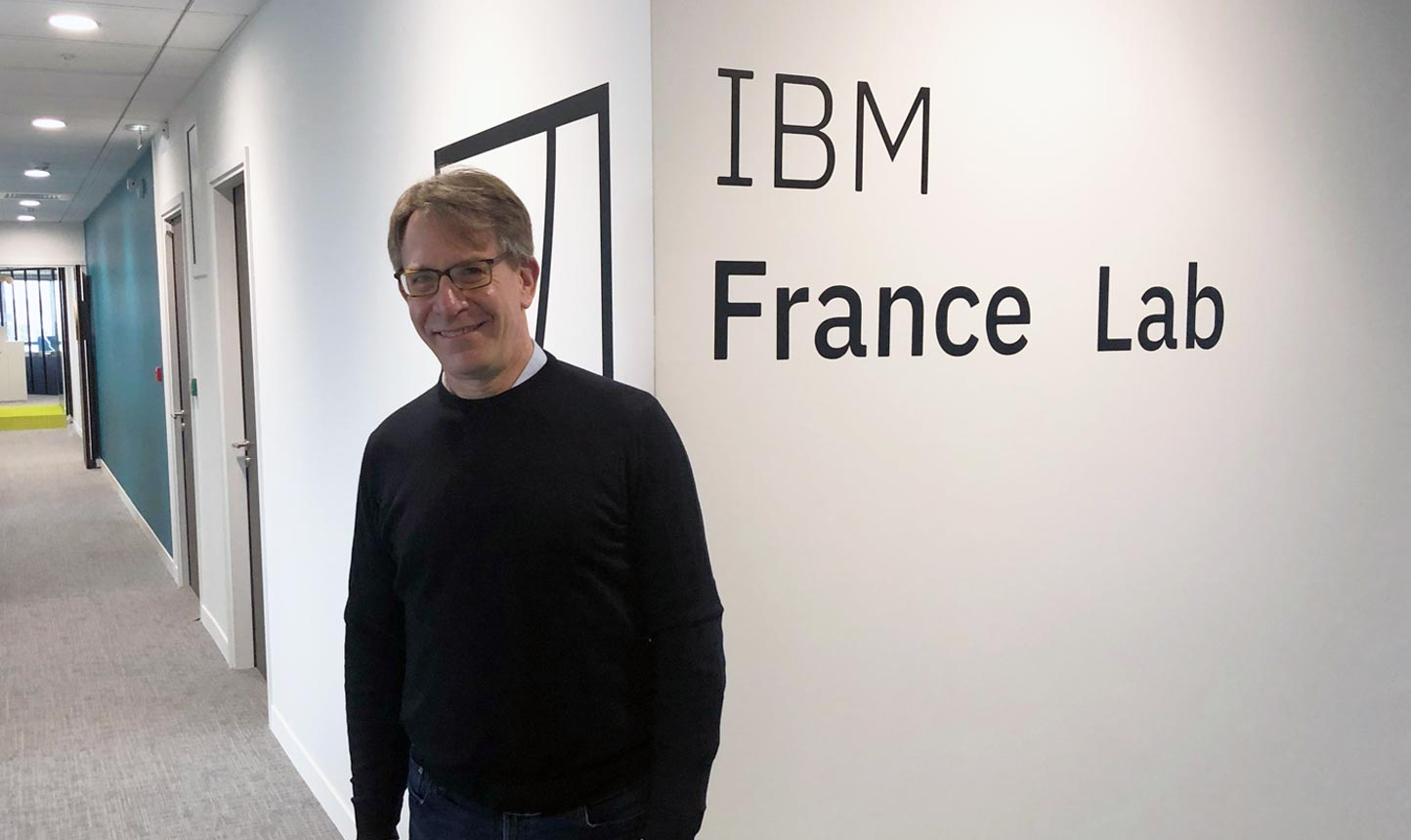 The story of IBM's Artificial Intellignece (AI) Lab in Paris Region