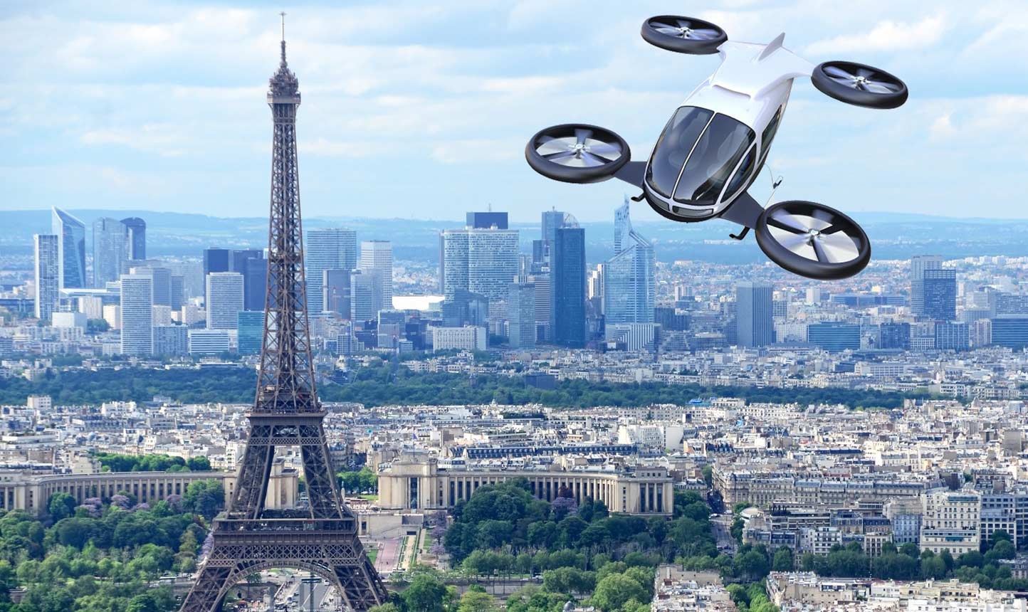 Meet the Winners Who Will Be Leading the Future of Urban Air Mobility in Paris Region!
